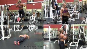 See the crazy strength video of Shannon's Circuit Training over on the Shannon Courtney Clips Studio at HDPhysiques.tv!