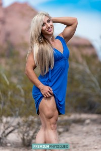 Aww yeah... she still got it! Join PREMIUMPHYSIQUES.COM for the brand new Shannon Courtney shoot from Arizona!