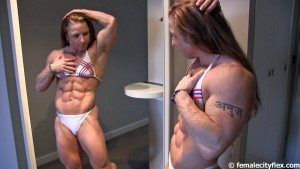 Branka Njegovec in Cologne - MASSIVE and DEEP CUT MUSCLE! - get it today at HDPhysiques.tv