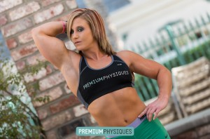 Join our sister site, PremiumPhysiques.com for 2 amazing new shoots with Sponsored Athlete Allison Schmohl!