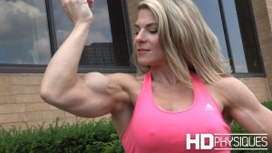 New vids of T-Nellie, plus Amanda Ptak and Briana Sokoloski just added to HDPhysiques!