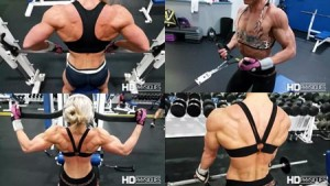 Autumn is RIPPED and loves to show off her MASSIVELY MUSCULAR back! Get this hot clip today at HDPhysiques.tv
