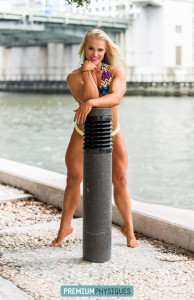 Join PremiumPhysiques for the latest shoot with stunning 22-year-old Lauranda Nall!