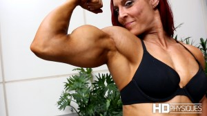 Check out Katie's amazing Mega-weapons!  Support Katie by buying her videos at her HDPhysiques.tv Clips Studio!