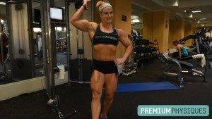 JOIN PremiumPhysiques.com for the AWESOME new Katie Lee vs. Allison Schmohl Biceps Battle 2!