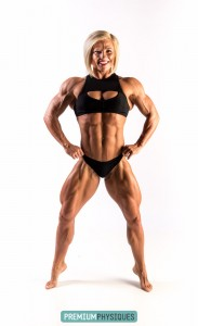 Women's Physique Perfection - Brooke is out of this world!  Join PremiumPhysiques.com today!