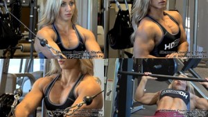 Up-close PEC POWER! Get the new video from the Shannon Courtney Studio today at HDPhysiques.tv!