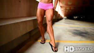 Christine Moyer's unbelievable legs are just amazing - JOIN HDPhysiques now and check out all of her hot videos!