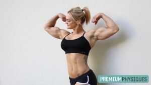 What's new at PremiumPhysiques?  How 'bout those gorgeous Danielle Mastromatteo muscles!  Click here and see what's new at our sister site, PremiumPhysiques!