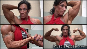 New video of Canada's BIGGEST Female Bodybuilder - Robin Tripple Dee! Get this and many more in the Muscle Appeal Studio at HDPhysiques.tv!