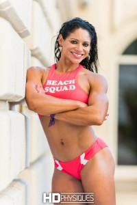 JOIN HDPhysiques now for stunning new fitness athlete, Derina Wilson!