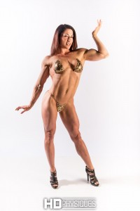 Gorgeous Fitness and Figure Stunner, Cait Corry, is our newest model - Join HDPhysiques today for all her pics and vids!