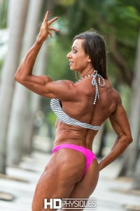 Striated glutes - the hallmark of top-notch conditioning - SUPER RIPPED MUSCLE - JOIN TODAY!