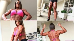 Head over to the Female Muscle Store's Female-Power.net Studio for an awesome new video of Ashley Losee!