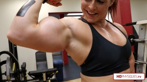 Massive PEAKS - found exclusively in the Katie Lee's Peak Power Studio at HDPhysiques.tv!