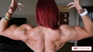 Head over to Katie Lee's Peak Power Studio at HDPhysiques.tv and FILL YOUR CART with the most massive biceps in the business!