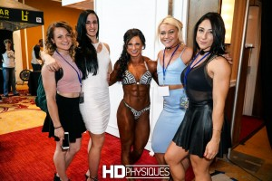 "HDPhysiques has THE BEST support crew in the business. Hannah ""The Boss"" Ross, Anneth Gunshow, Taylor ""20"" Iraggi, and Anamelic, the sexiest woman in the world. This team brings you ALL the photos and vids to come to this page!"