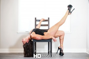 Tons of new pics and vids on the way of super stunning WPD Pro, Gillian Ward - JOIN HDPhysiques now for the best!