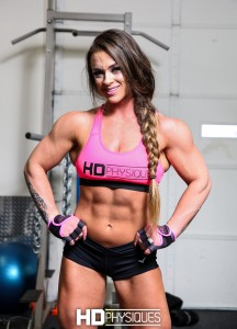 Ashley Losee is one of 4 models with videos added in today's update - JOIN HDPhysiques now!