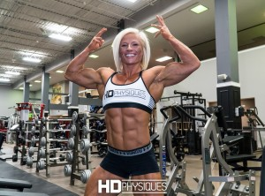 Check out the Quick Shoots Bonus Media Page for a gallery of Brooklyn Walker - AWESOME Ripped muscle!