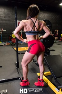 Join HDPhysiques now for phenomenal new model, NPC Figure Competitor Lena Paternoster!