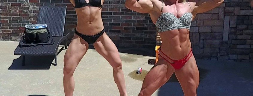 Get the 2 new videos of both Brooke Walker & Annie Gunshow, shot by the HDPhysiques DRONE, now available in their respective Clips Studios at HDPhysiques.TV!