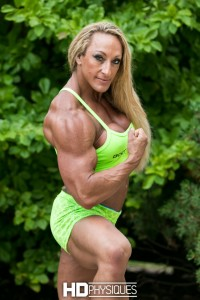 Thick, POWERFUL, Ripped Muscle - Join HDPhysiques now for the incredible Mary Cain!