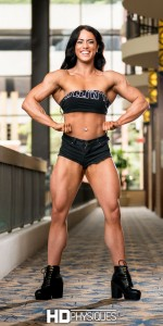 """Phenomenal shape and sexy muscle - JOIN HDPhysiques now for the incredible """"LaurenForSheHulk""""!!!"""