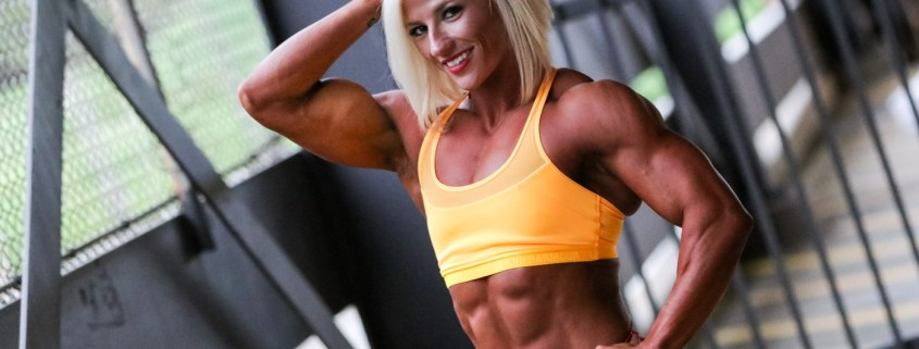 Opt-in for a PremiumPhysiques membership when you sign up here at HDPhysiques.  Save a few bucks with this combo membership, and you won't miss out on gorgeous models like Brooke Walker, the Marilyn Monroe of Female Muscle!