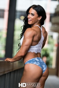 Good Lord!  Those glutes on the SheHulk!  Join HDPhysiques now for Lauren's beautiful booty!