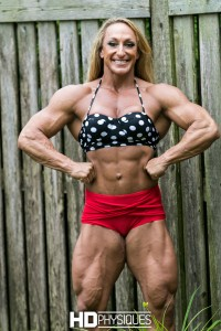 Check out the measurements of MASSIVE Mary Cain - now available in the bonus media section (Measurements 2) at HDPhysiques!