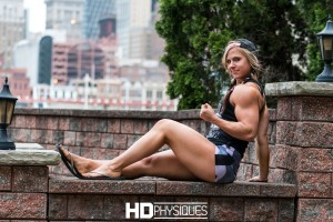 """Join the members area now for more videos, including cute young physique pro with mega biceps - Sarena """"Irina Berishnikov"""" Berish!"""