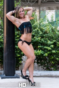 Thick, powerful, strong, female muscle - join HDPhysiques now for the stunning Sarena Berish!