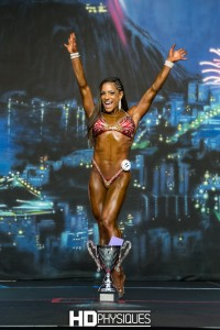 "Congrats to ""Pocket Size Boo"" Ariel Khadr for her big win in the desert at the 2017 Phoenix Europa. Click here for the first 5 videos and 4 galleries of tons of our coverage to come!"