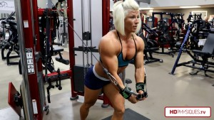 The PEC PRINCESS is impressive!  Click here to be taken to Brooke's Clips Studio and support her by purchasing her awesome videos!