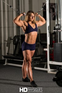 "YOUNG and BEEFY - Join HDPhysiques now for the supremely muscled and gorgeous Paige ""Beefnuggette"" Sandgren!"
