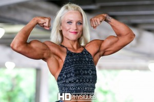 Look at those INSANE Crazy Ass Biceps!  Get 5 new videos today in the Hailey Delf - Peak Freak of Figure Studio at HDPhysiques.TV, the FemaleMuscleStore!