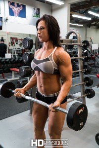 Join HDPhysiques for the sexy arms and legs of super-cutie Jessica Chapa-Wappa!
