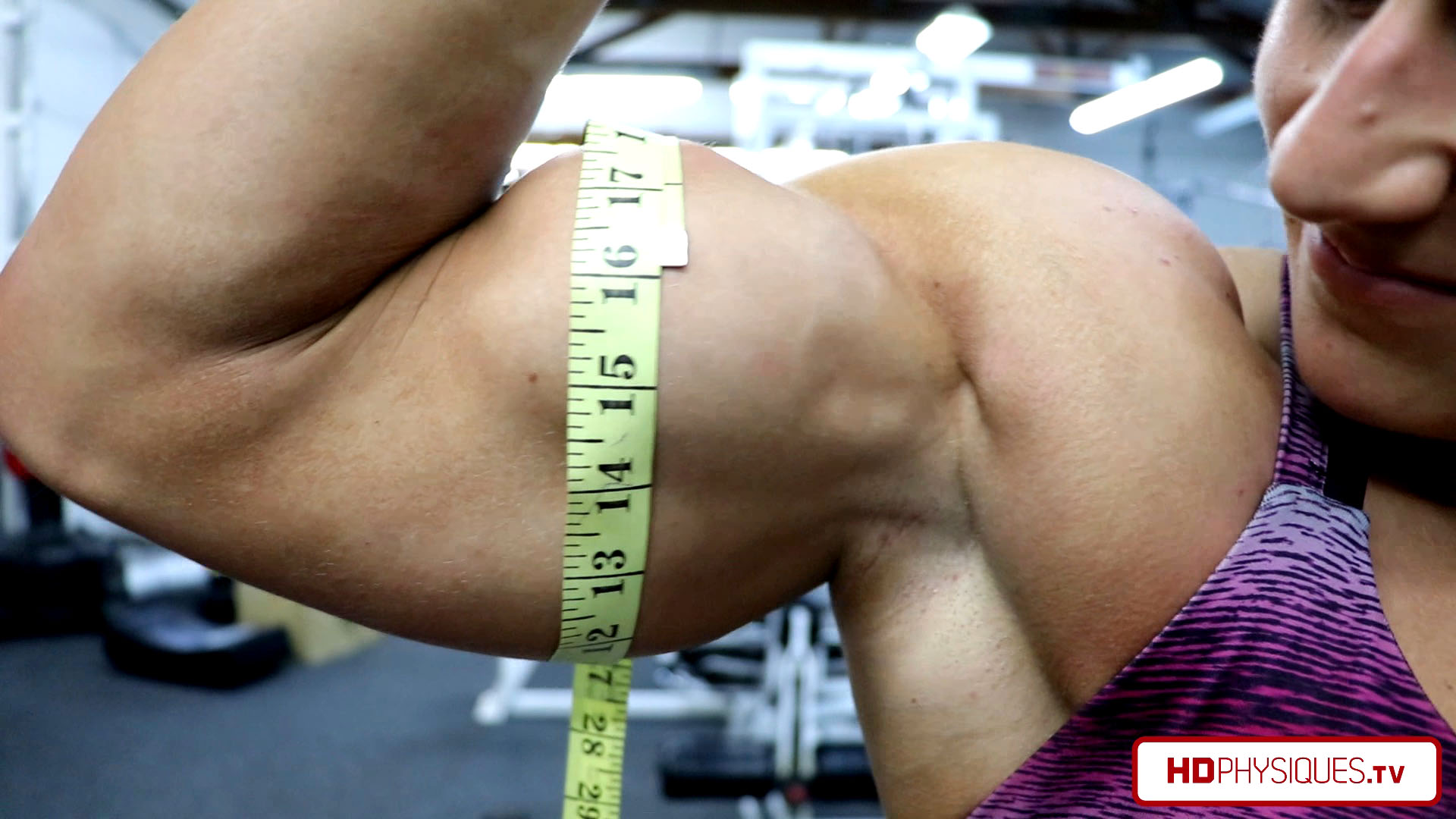 Arms measuring fbb What's The