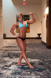A pleasing, well balanced, hot muscular physique! Join now for more Britney!