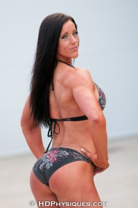 Join HDPhysiques now for the stunning physique of new model, IFBB Figure Pro, Elizabeth Jenkins!