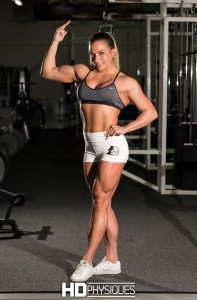 "Join HDPhysiques NOW for the massively muscular and powerful legs of Rachel ""Killa"" Killam!"