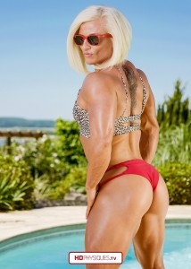 NEW Brooke Walker photo sets and training videos added this week at the FemaleMuscleStore, by HDPhysiques.TV, in the Brooke Walker - Arkansas Ranger Clips Studio!