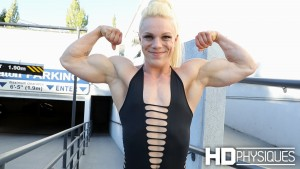Click here to JOIN HDPhysiques and enjoy the awesomely peaked arms of Kennedy Ledgerwood!