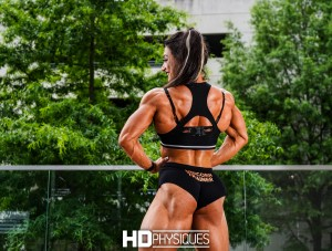 Stunningly powerful, thick meaty muscle - Join HDPhysiques members area now for the first 3 galleries and 4 videos of the impressive Valentina Mishina!