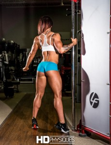 Gorgeous, tall, and muscular - join HDPhysiques now for the lovely Delaney Smallwood!