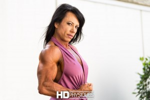 Join HDPhysiques now for amazing new model Melissa Pearo - top Olympian!