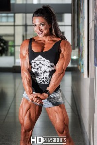 Massive Muscle!  Join HDPhysiques now for another new Valentina Mishina video just added - much more to come!