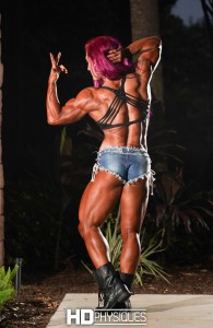 Phenomenal, ripped muscle.  Join HDPhysiques now for awesome Bianca Scott!