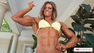 Female Muscle Perfection - get the NEW Autumn Swansen Video today!